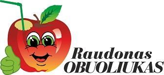 Raudonas obuoliukas